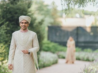 Asna and Syed's Wedding in Woodbury, New York 3