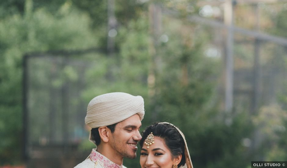 Asna and Syed's Wedding in Woodbury, New York