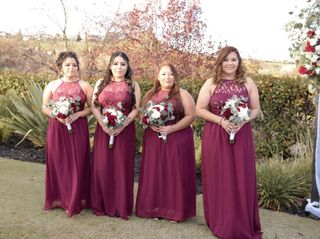 Norma and Jessie's Wedding in Rocklin, California 14