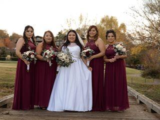 Norma and Jessie's Wedding in Rocklin, California 21