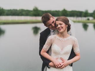The wedding of Mikayla and Jacob