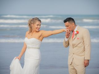 The wedding of Juan and Whitney