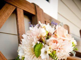 Ineca and Bobbie's Wedding in Sebastopol, California 7