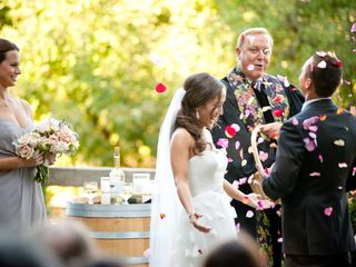 Ineca and Bobbie's Wedding in Sebastopol, California 9