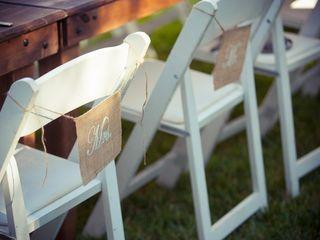 Ineca and Bobbie's Wedding in Sebastopol, California 11