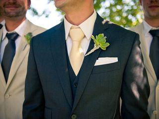 Ineca and Bobbie's Wedding in Sebastopol, California 14