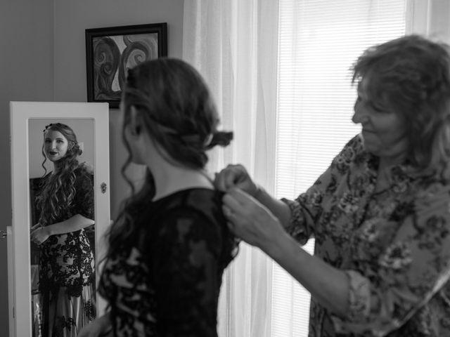 Jake and Jessi's Wedding in Milton, Florida 9
