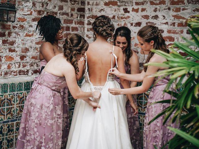 Savannah and Ashley's Wedding in Winter Park, Florida 37