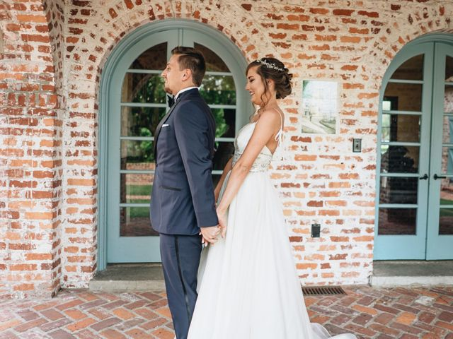 Savannah and Ashley's Wedding in Winter Park, Florida 52