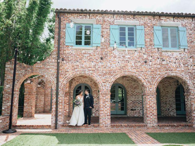 Savannah and Ashley's Wedding in Winter Park, Florida 64
