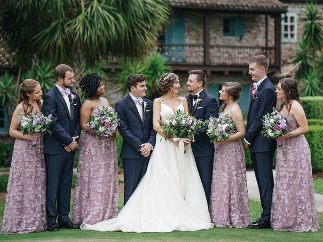 Savannah and Ashley's Wedding in Winter Park, Florida 78