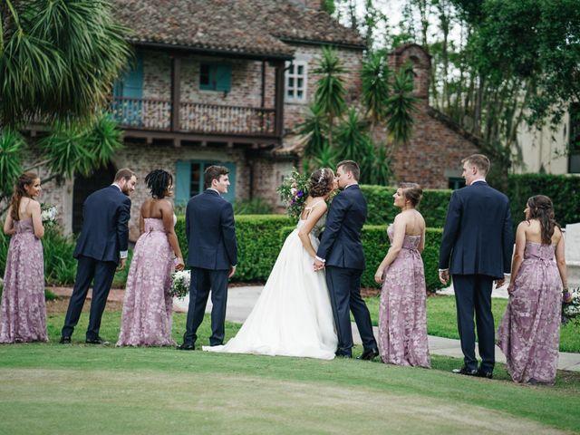 Savannah and Ashley's Wedding in Winter Park, Florida 81