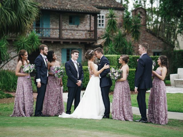 Savannah and Ashley's Wedding in Winter Park, Florida 82