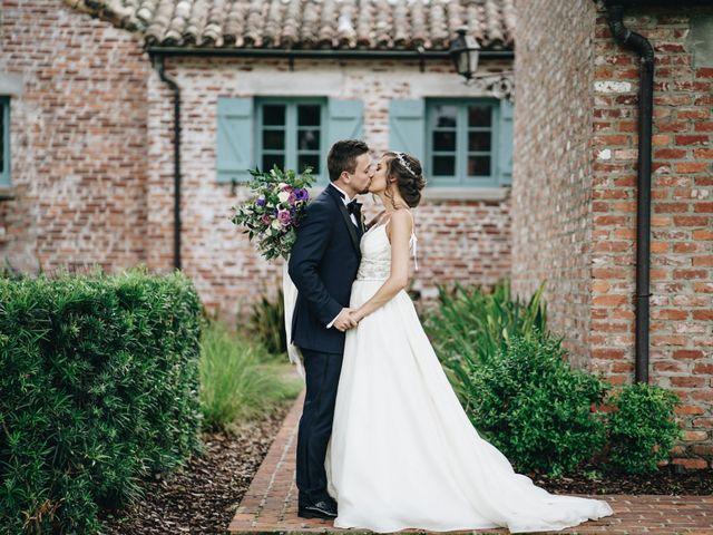 The wedding of Ashley and Savannah