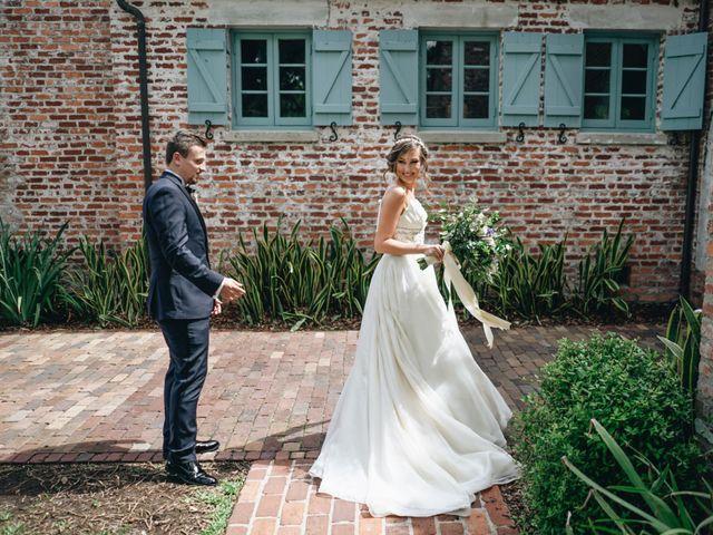 Savannah and Ashley's Wedding in Winter Park, Florida 87