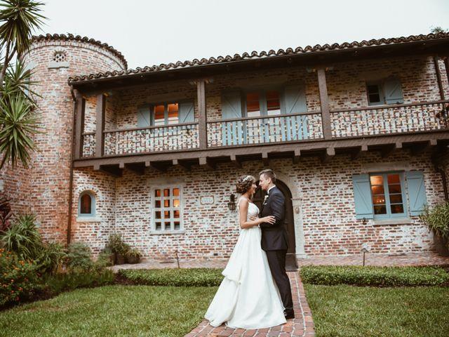 Savannah and Ashley's Wedding in Winter Park, Florida 131
