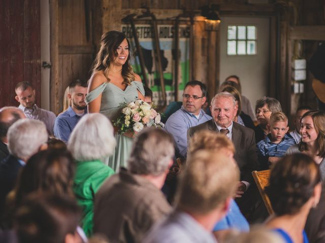 Jacob and Mikayla's Wedding in Wakeman, Ohio 10