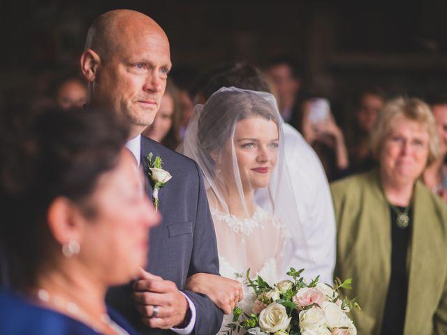 Jacob and Mikayla's Wedding in Wakeman, Ohio 11