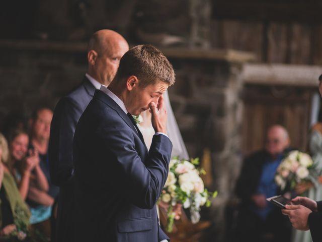 Jacob and Mikayla's Wedding in Wakeman, Ohio 12