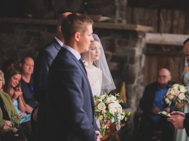 Jacob and Mikayla's Wedding in Wakeman, Ohio 14