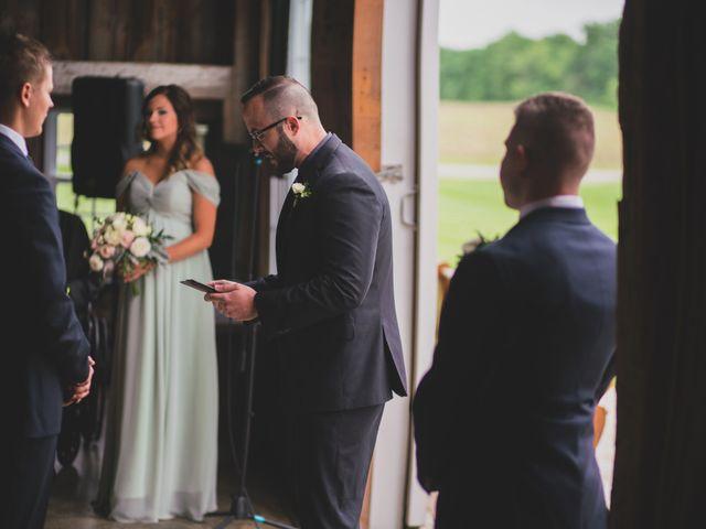 Jacob and Mikayla's Wedding in Wakeman, Ohio 15