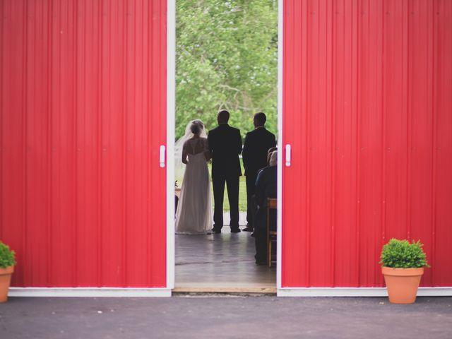 Jacob and Mikayla's Wedding in Wakeman, Ohio 16