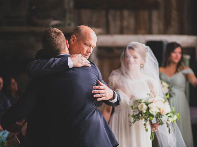 Jacob and Mikayla's Wedding in Wakeman, Ohio 19