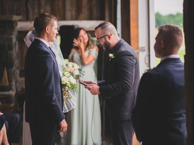 Jacob and Mikayla's Wedding in Wakeman, Ohio 22