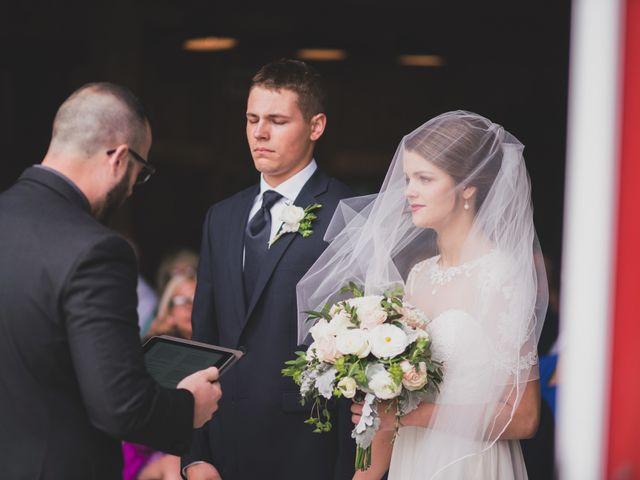 Jacob and Mikayla's Wedding in Wakeman, Ohio 23