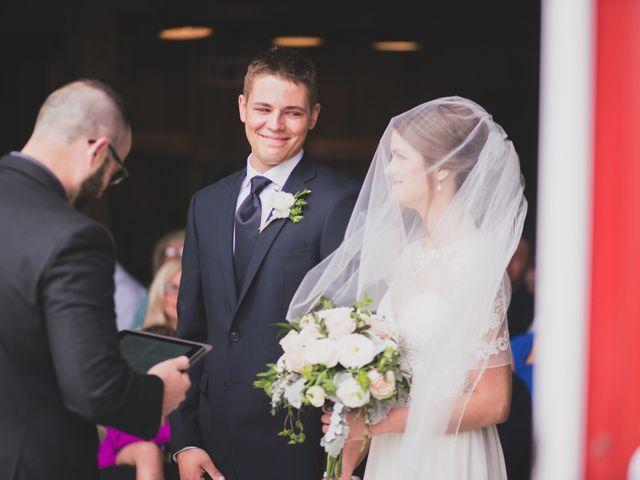 Jacob and Mikayla's Wedding in Wakeman, Ohio 24