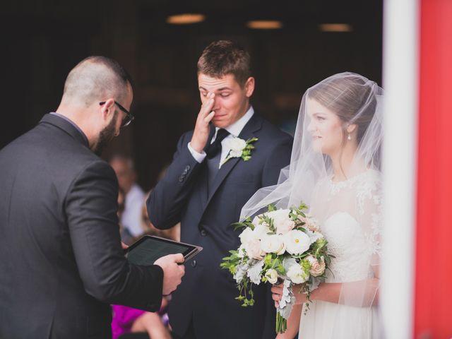 Jacob and Mikayla's Wedding in Wakeman, Ohio 25