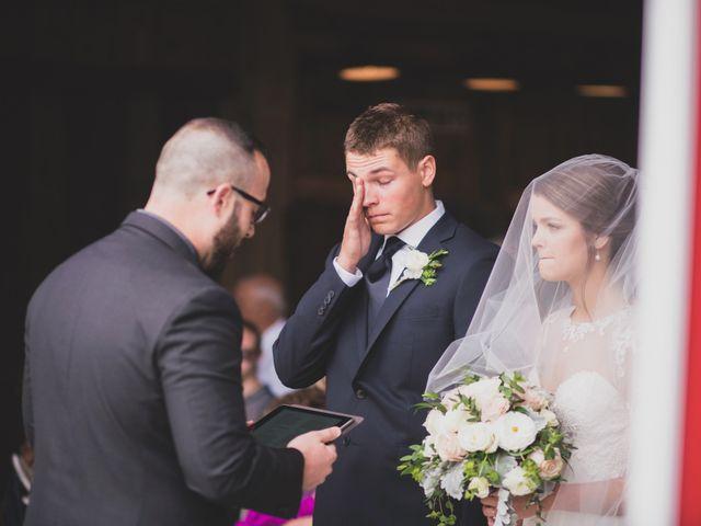 Jacob and Mikayla's Wedding in Wakeman, Ohio 27
