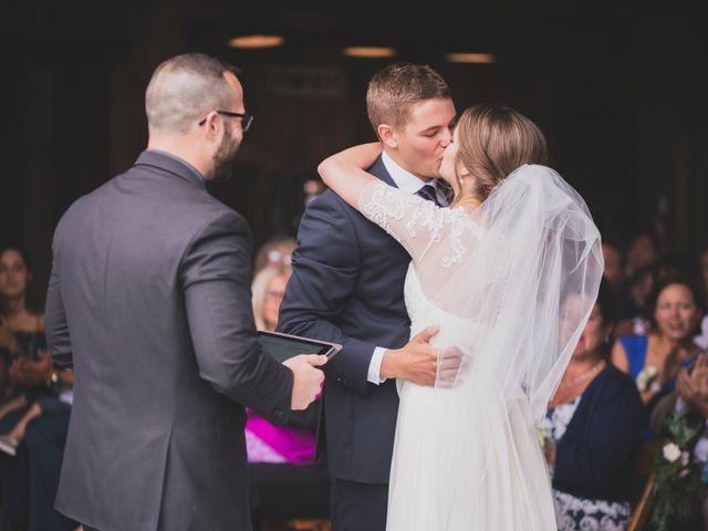 Jacob and Mikayla's Wedding in Wakeman, Ohio 28