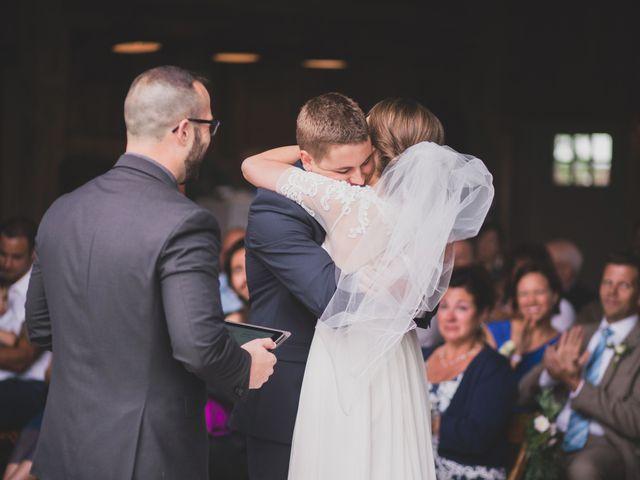 Jacob and Mikayla's Wedding in Wakeman, Ohio 29