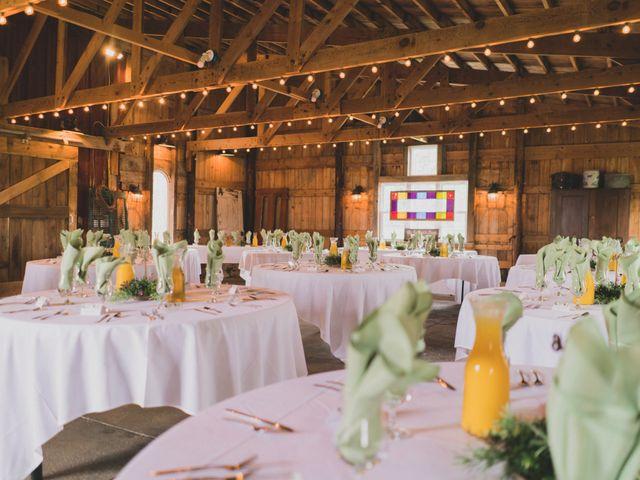 Jacob and Mikayla's Wedding in Wakeman, Ohio 30