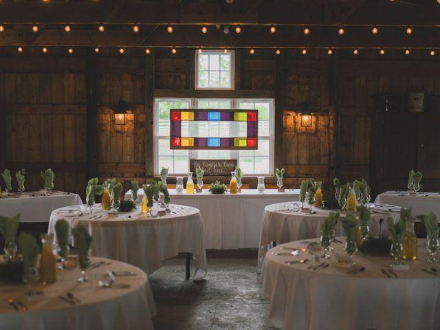 Jacob and Mikayla's Wedding in Wakeman, Ohio 33