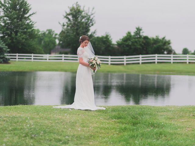 Jacob and Mikayla's Wedding in Wakeman, Ohio 37