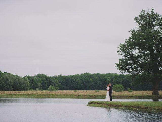 Jacob and Mikayla's Wedding in Wakeman, Ohio 1