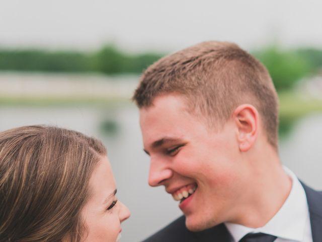 Jacob and Mikayla's Wedding in Wakeman, Ohio 38