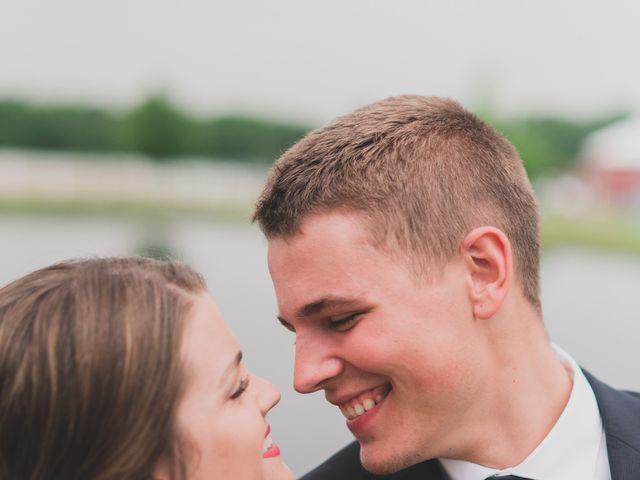 Jacob and Mikayla's Wedding in Wakeman, Ohio 39