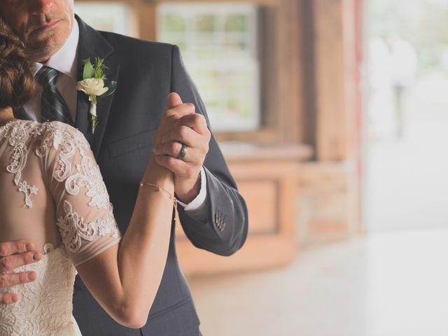 Jacob and Mikayla's Wedding in Wakeman, Ohio 43