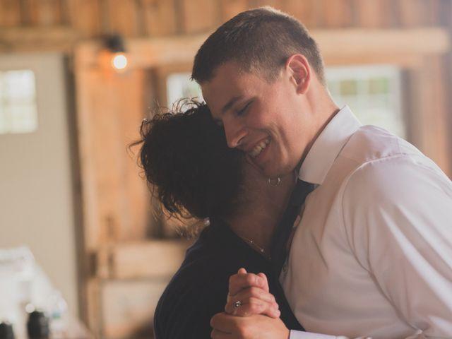 Jacob and Mikayla's Wedding in Wakeman, Ohio 47