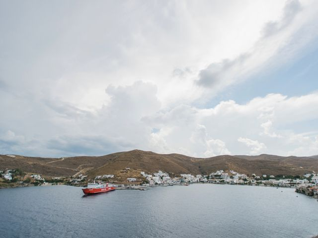 Stavros and Sissi's Wedding in Mykonos, Greece 2