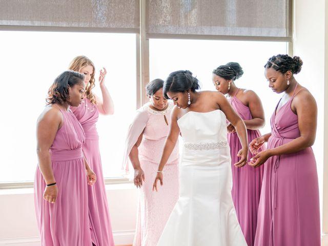 Jasline and Michael's Wedding in Richmond, Virginia 11