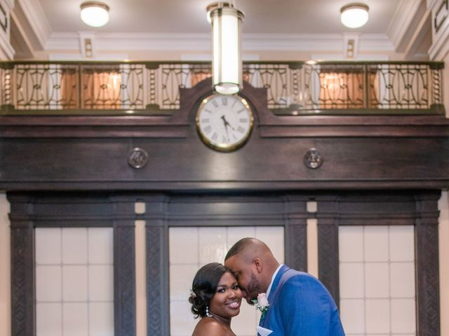 Jasline and Michael's Wedding in Richmond, Virginia 2