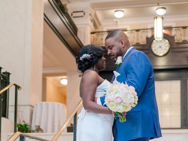 Jasline and Michael's Wedding in Richmond, Virginia 16