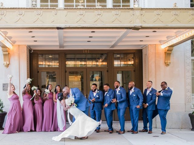 Jasline and Michael's Wedding in Richmond, Virginia 18