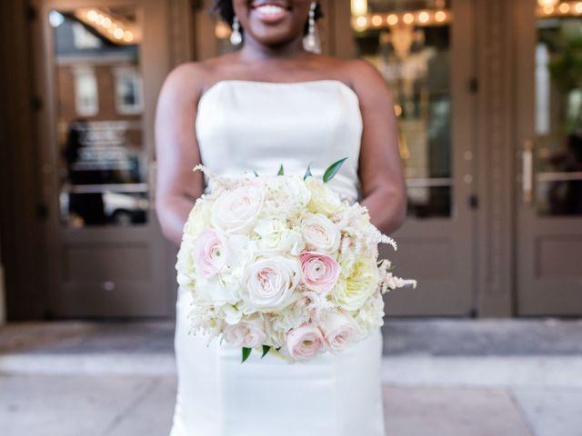 Jasline and Michael's Wedding in Richmond, Virginia 19