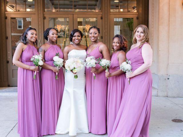 Jasline and Michael's Wedding in Richmond, Virginia 20