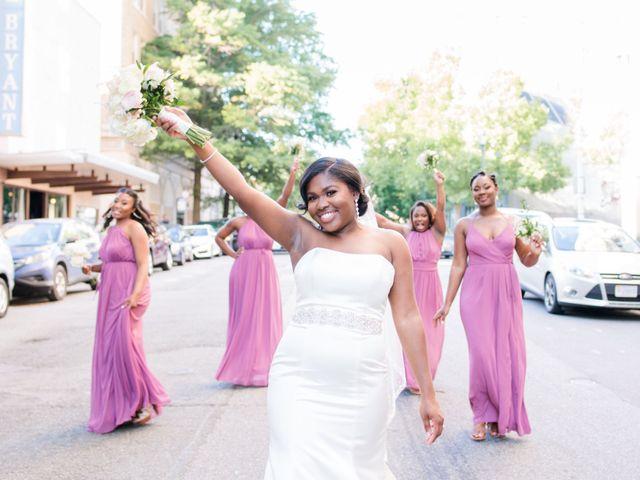 Jasline and Michael's Wedding in Richmond, Virginia 21